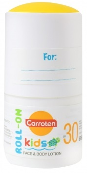 Carroten Kids Αντηλιακό Roll On SPF30 50ml