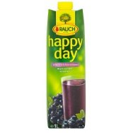 Happy Day Χυμός Black Currant 1lt