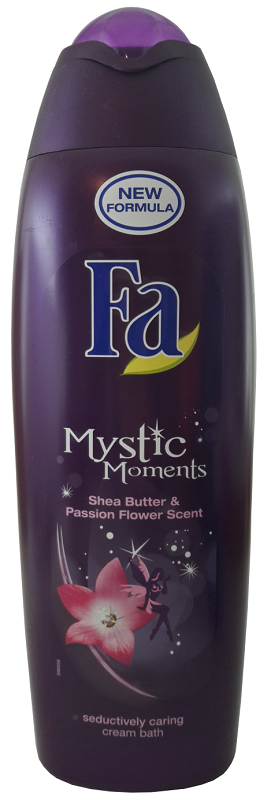 Fa Foam Bath Mystic Moments Shea 750ml