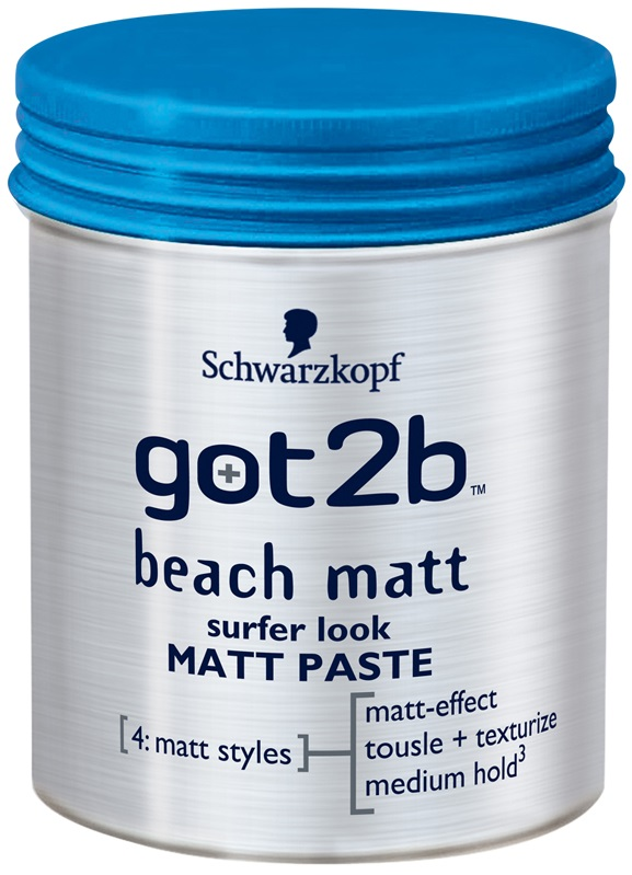 Got2b Paste Beach Matt 100ml