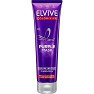 Elvive Colorvive Purple Μάσκα 150ml