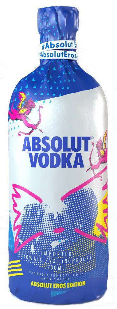Absolut Βότκα Eros Edition 700ml