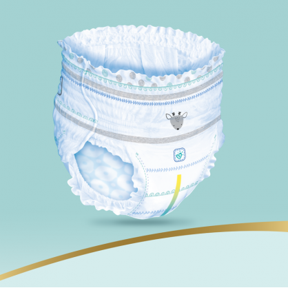 Pampers Πάνες Premium Care Pants Mega Pack (58τεμ) Νo4 (9-15kg)