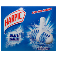 Harpic Block Wc Blue Water 2x38gr
