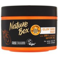 Nature Box Apricot Μάσκα Μαλλιών 200ml