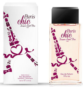 Paris Chic Eau De Parfum Spray 100ml -1,00€
