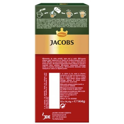 JACOBS Στιγμιαίος Καφές Capuccino 144gr