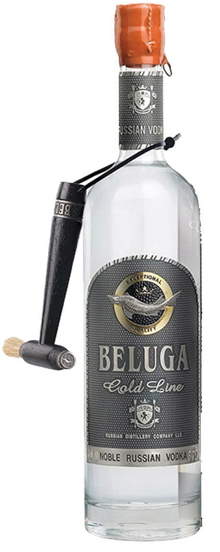Beluga Gold Votka 700ml