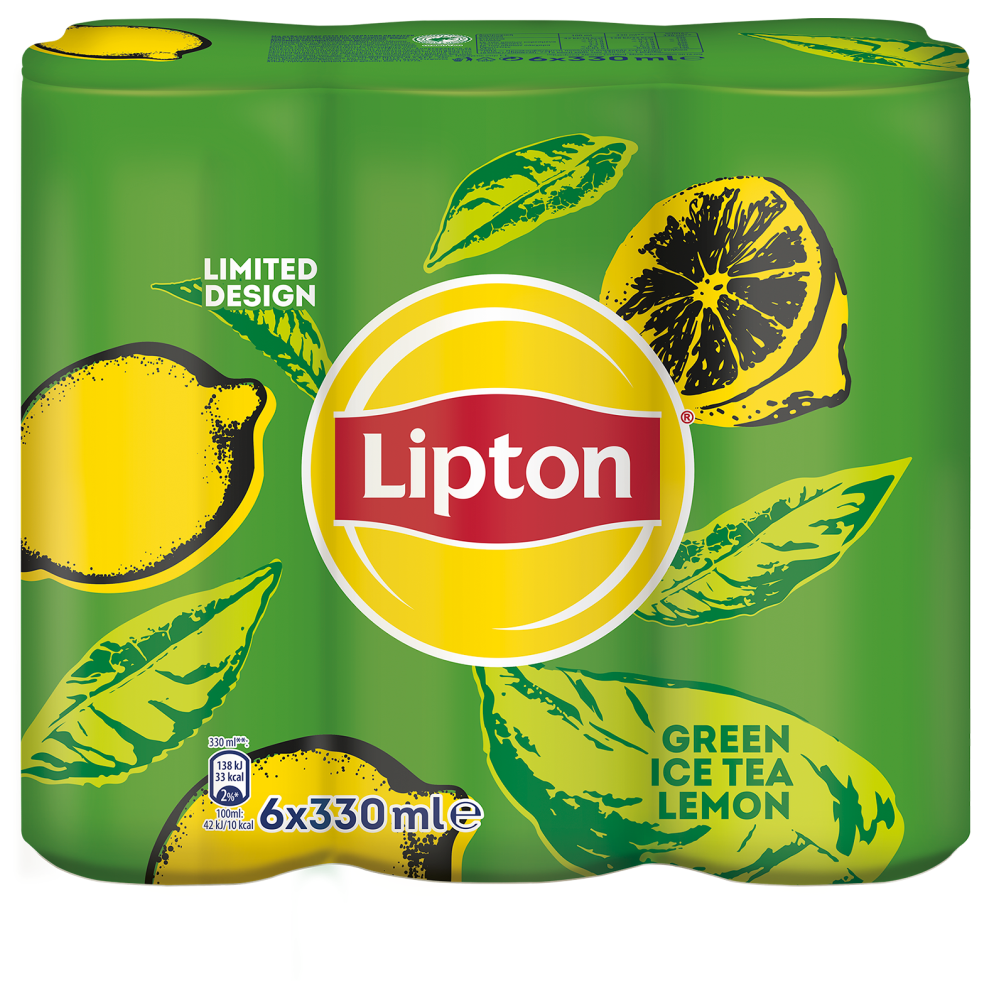 Lipton Ice Tea Green 6x330ml