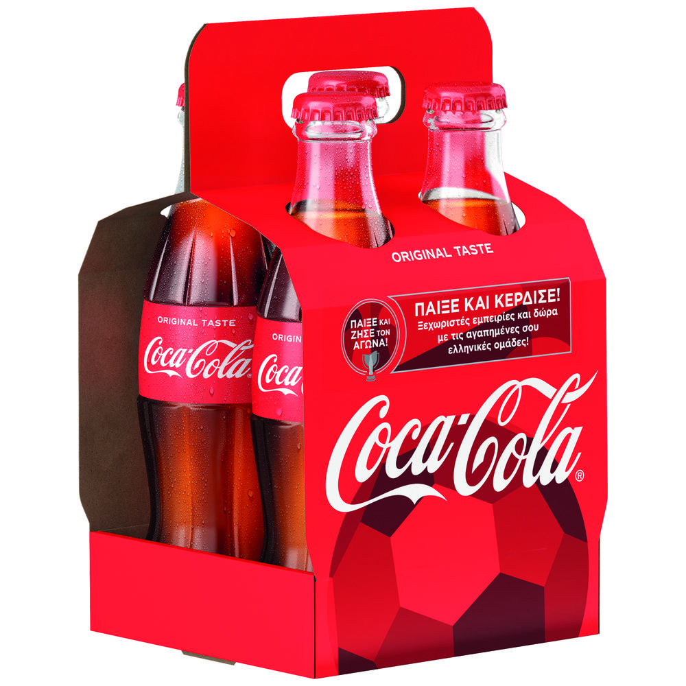 Coca Cola Sport Pack 4x250ml