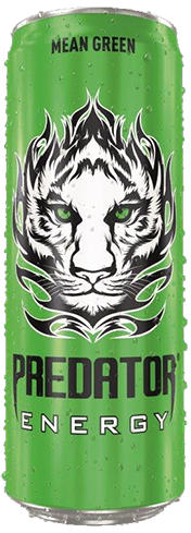 Predator+Energy+Mean+Green+250ml
