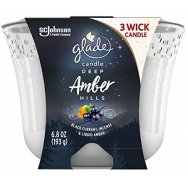 Glade Deep Amber Hills Spray Αρωματικό Κερί