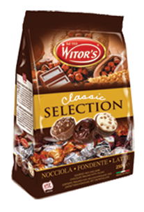 Witor's Σοκολατάκια Selection Classics 250gr