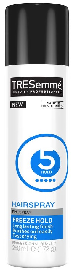 Tresemme Freeze Hold Λακ Μαλλιών 250ml