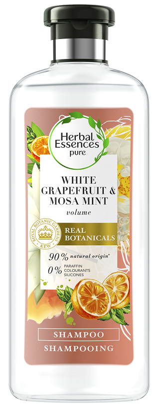 Herbal Essences White Grapefruit & Mosa Mint Σαμπουάν 400ml