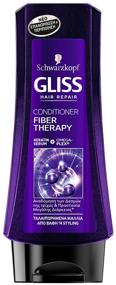 Gliss Conditioner Fiber Therapy 200ml