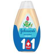 Johnson's Kids Pure Protect Bath 500ml 1+1Δώρο