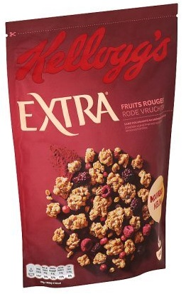 Kellogg's Extra Red Fruit 450gr