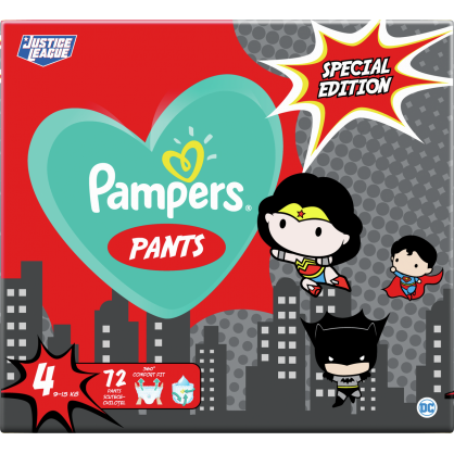 Pampers Pants Special Edition (72τεμ) Νο4 (9-15kg)