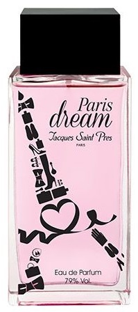 Paris Dream Eau De Parfum Spray 100ml