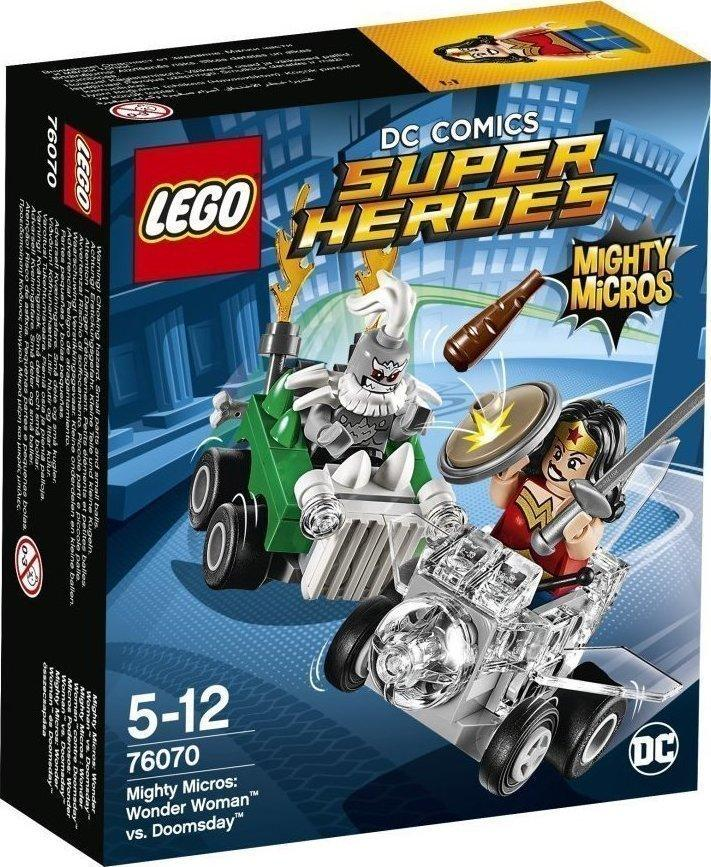 Lego Mighty Micros Wonder Woman VS Dooms