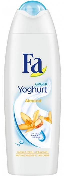 Fa Foam Bath Greek Yoghurt 750ml