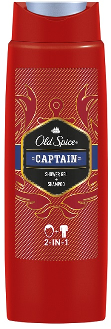 Old Spice Captain Ντους 400ml