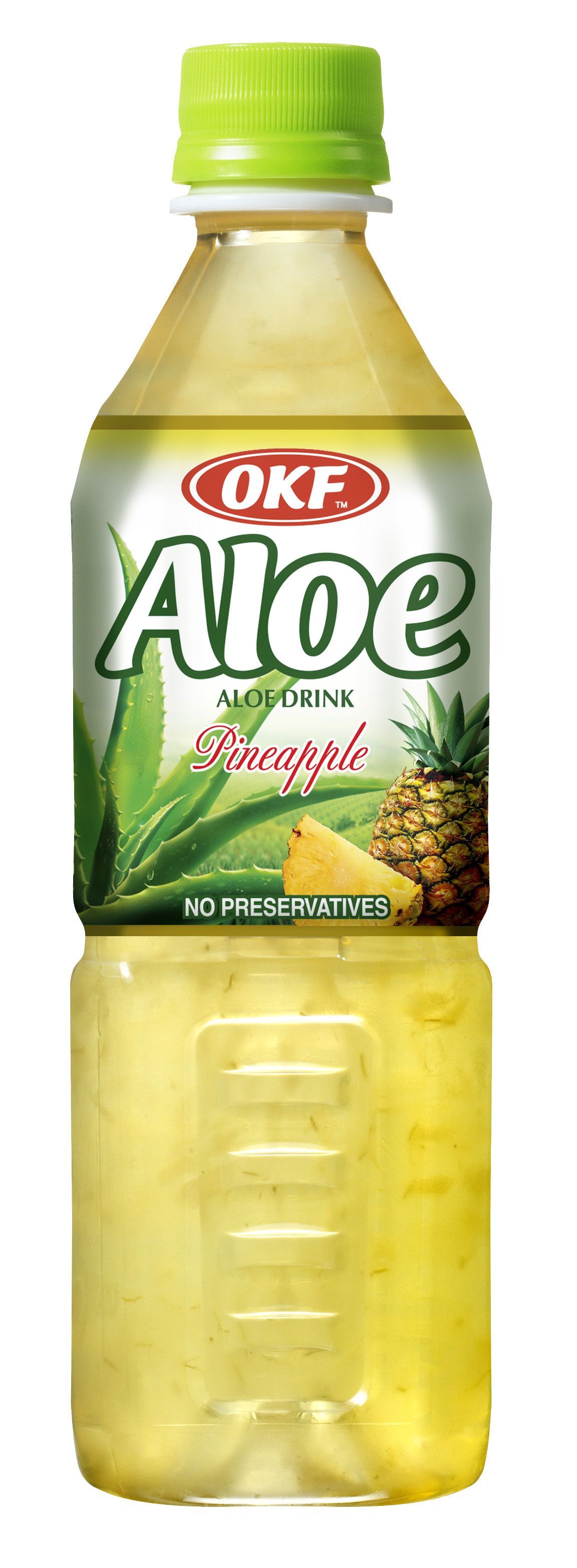 Aloe Vera Pineapple 500ml