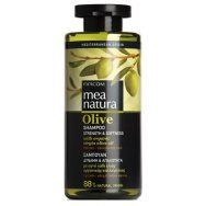 Mea Natura Olive Strength & Soft Σαμπουάν 300ml