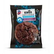 Kings Soft Cookie Dark Chocolate 45gr