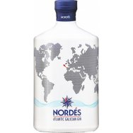 Nordes London Premium Gin 700ml + Ice Bucket