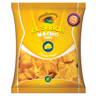 El Sabor Nacho Chips Cheese 225gr