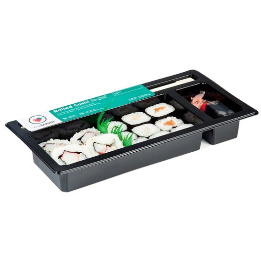 Rolled Sushi To Go 200gr