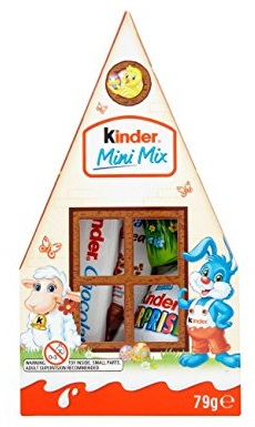 Kinder Mini Mix 79gr