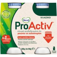 Becel Proactiv Drink Classic 4x100gr