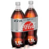 Coca-Cola Light 2x1,5lt