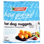 Υφαντής Hot Dog Nuggets 500gr