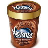 Nestle Nirvana Παγωτό Chocolate-Choco Chips Loaded 365gr