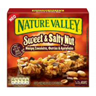 Nature Valley Bars Sweet & Salty Nut 4x30gr