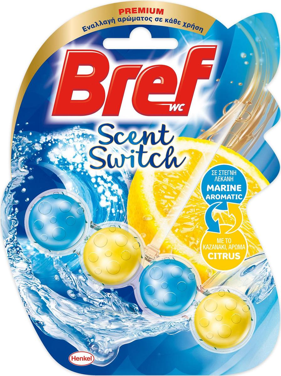 Bref WC Block Marine Citrus 50gr