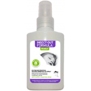 Insect-Out Family Ανταλακτικό Spray Σώματος 100ml
