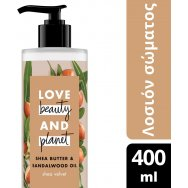 Love Beauty And Planet Lotion Shea Butter 400ml