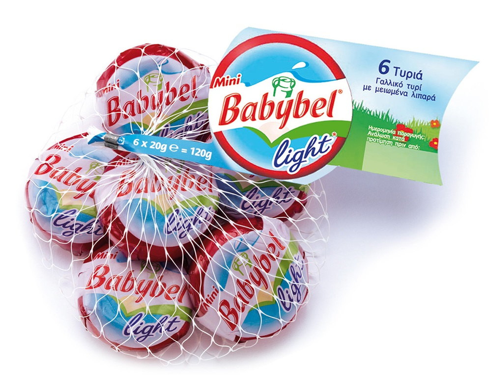 Mini Babybel Light 120gr