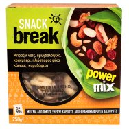 Snack Break Power Mix 5x50gr 250gr
