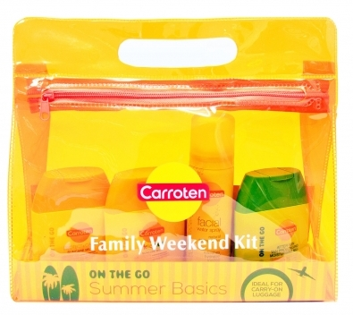 Carroten Weekend Family Kit Necessair