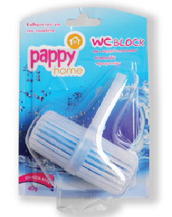 Pappy Home WC Bloce Θαλάσσια Άυρα 40gr