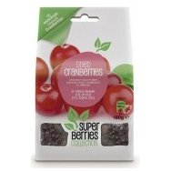 Super Berries Cranberries Χωρίς Ζάχαρη 180gr