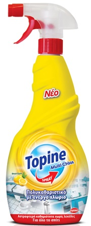 Topine Multichlor Lemon Lime 900ml