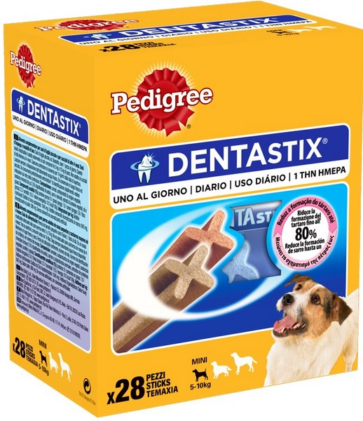Pedigree Dentastix Small Dog 4x110gr