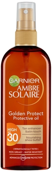 Ambre Solaire Αντηλιακό Λάδι Προστασίας ΙΡ30 150ml